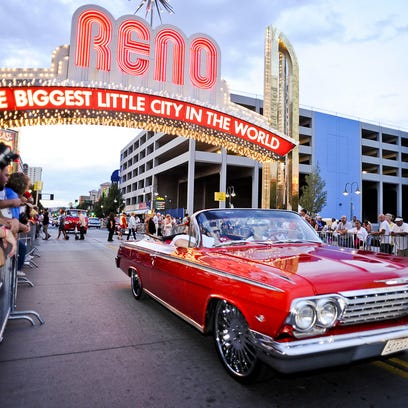 New bling: Reno Arch upgrade gets funding, work could start January