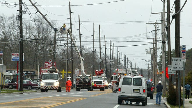 Rte 9 in Lacey twp  near Nautalis blvd (across from shop rite)