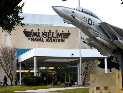 The National Naval Aviation Museum recently made the