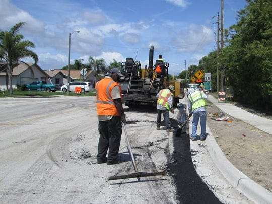 Brevard County is taking steps to address its backlog of needed road repair work.