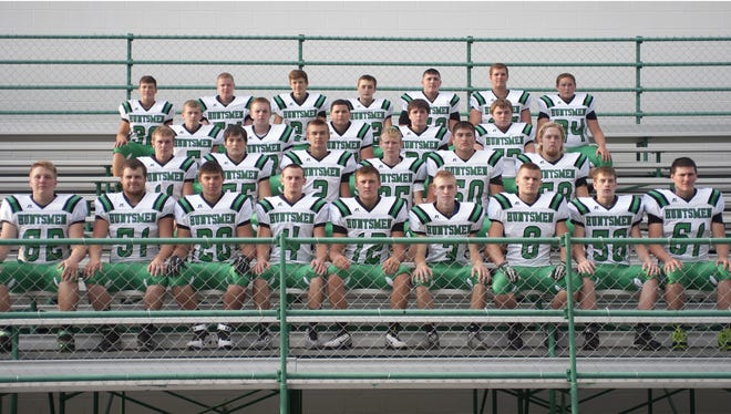 Huntington High School football team