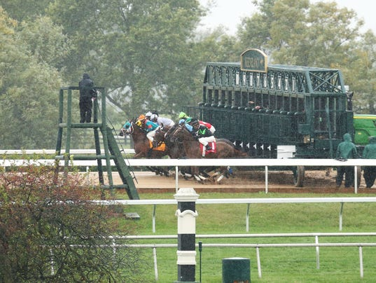 Keeneland Entries Picks For Thursday Of Breeders Cup Week