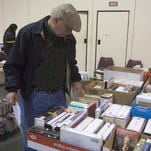 No foolin': It's Friends of the Library used book sale time
