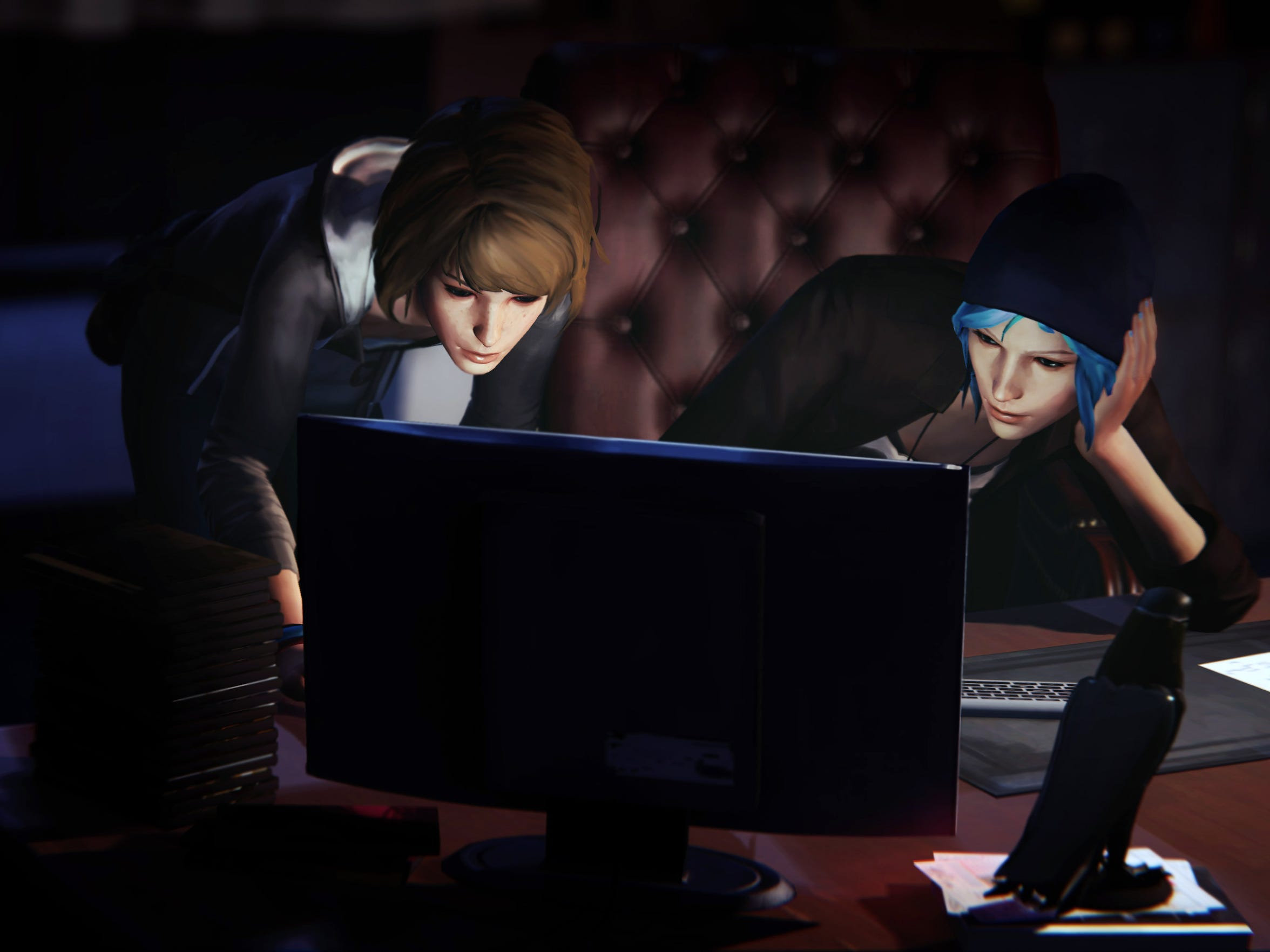 """Life Is Strange Episode 3: Chaos Theory"" starts out"