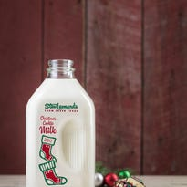 Stew Leonard's cookie-flavored milk is back