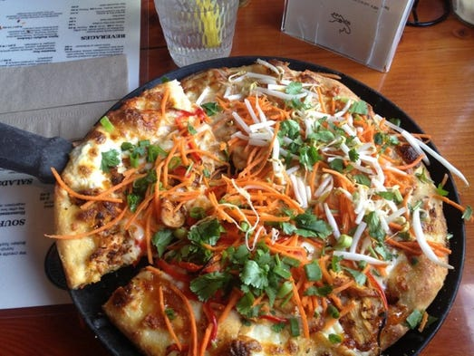 Moose's Tooth Pub & Pizzeria has a rating of 9.47 for