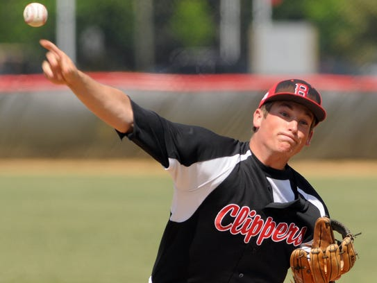 Former Bennett pitcher Jeff Geary is the new head coach of the Salisbury Christian baseball team.