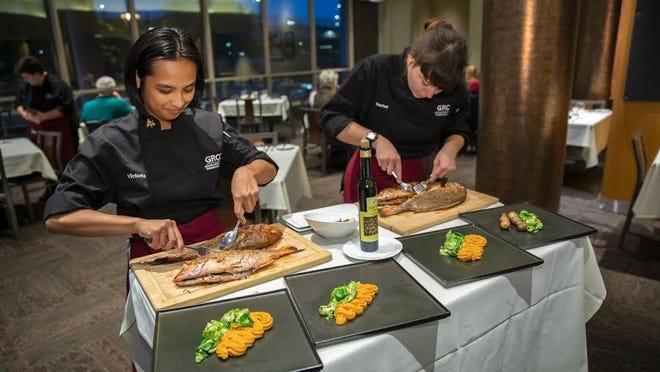The Heritage Restaurant will reopen Wednesday, Sept. 9.