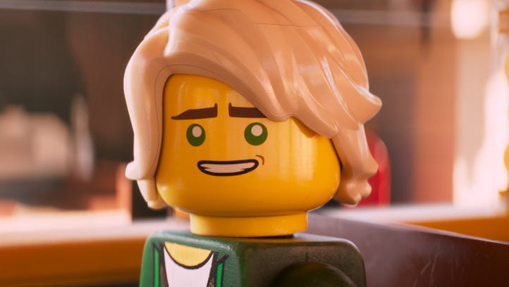 """Lloyd is a typical teenager in """"The LEGO Ninjago Movie."""""""