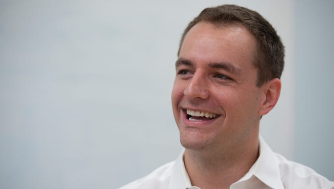 Clinton Campaign Manager Robby Mook