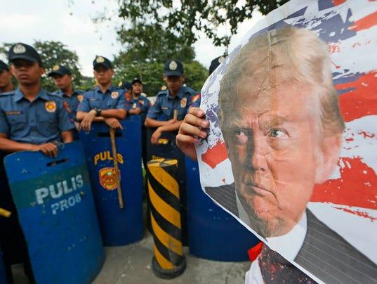 AP PHILIPPINES 2016 ELECTION WORLD REACTION I PHL