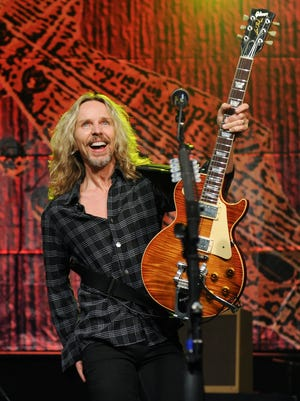 Tommy Shaw of Styx in 2013.