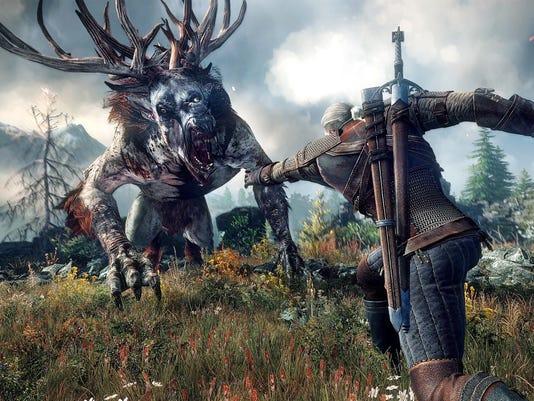 Witcher-3-Gameplay