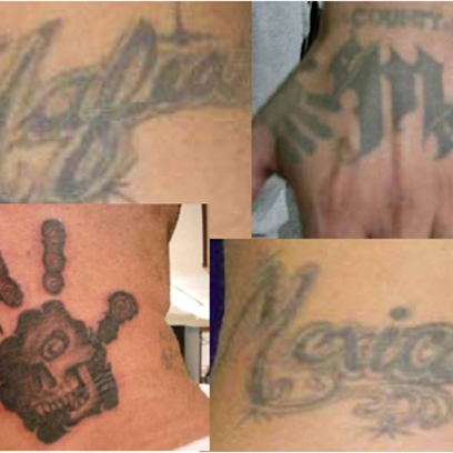 Images of Mexican Mafia Tattoos from the Tattoo-ID