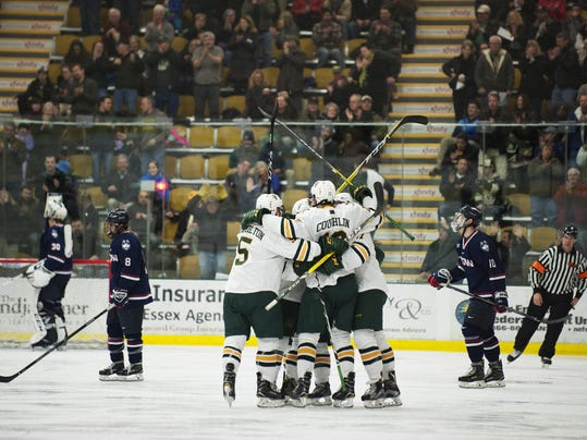 Hockey East: For UVM, Hockey East Parity Intensifies For Stretch Run