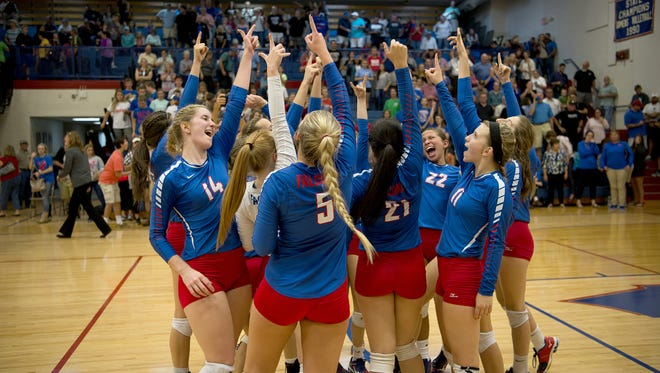 West Henderson volleyball will host a camp in July.