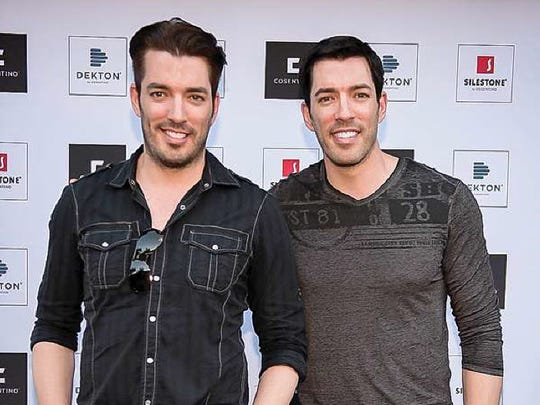 """""""Property Brothers"""" Jonathan and Drew Scott will hit"""