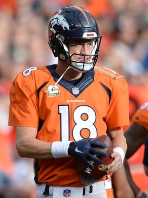 "Peyton Manning told ESPN the treatments he received were ""holistic in nature, but never HGH"" as he recovered from multiple neck procedures in 2011 as a member of the Colts."