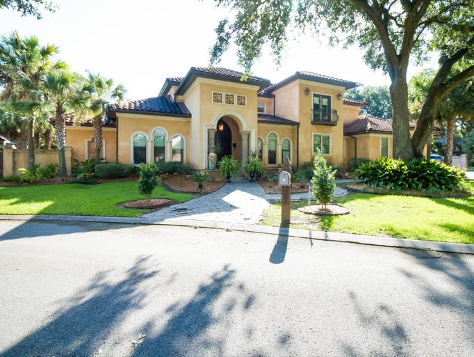 This 4 Bedroom, 5 bath home has 6,063 square feet of
