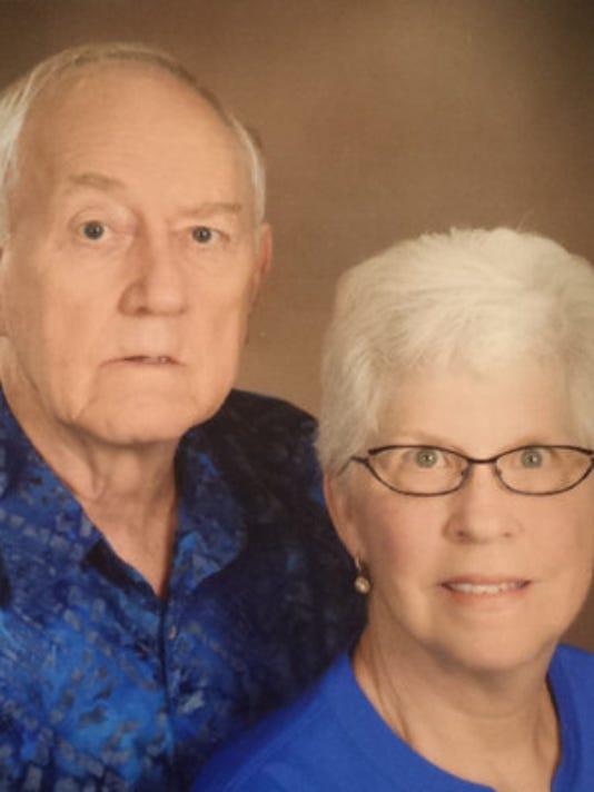 Anniversaries: John Simons & Rochelle Simons