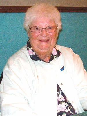 Janet L. Casson, 87
