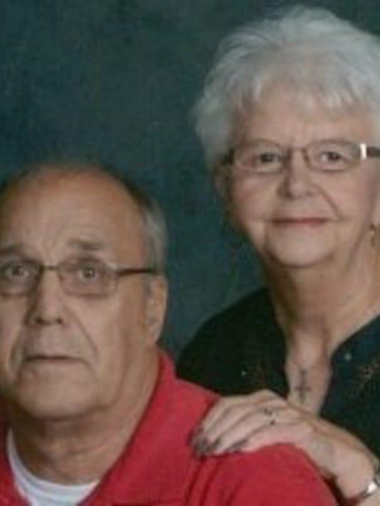 Anniversaries: Bruce Bond & Kathy Bond