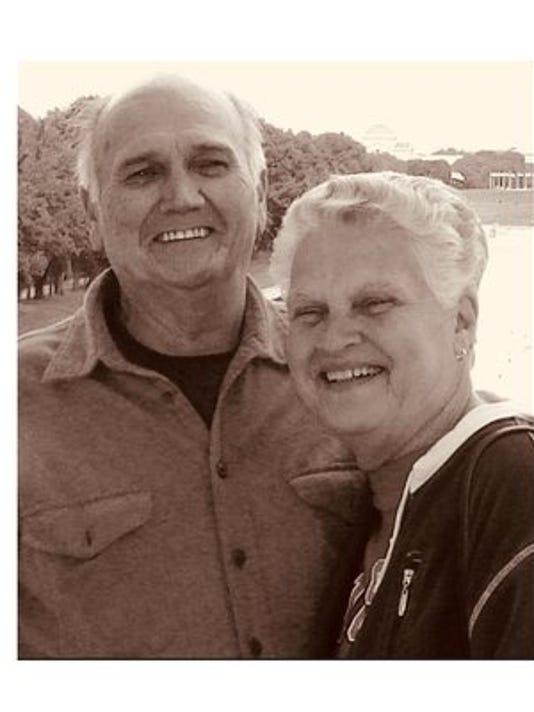 Anniversaries: Gerald Skeen & Mary Skeen