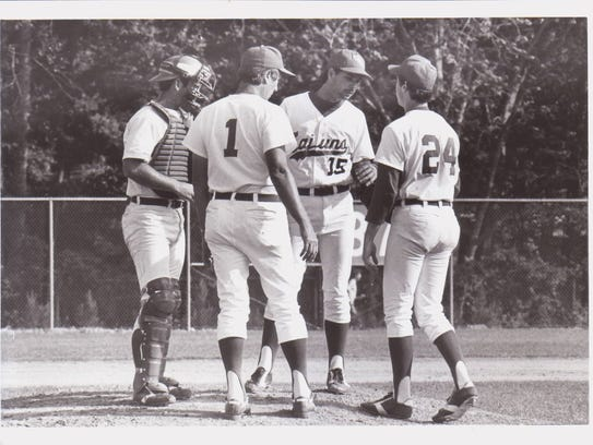 Mel Didier coached UL baseball in 1981-82, before moving