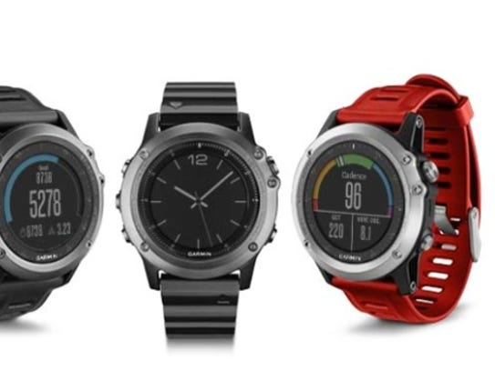 Garmin releases three new smart watches