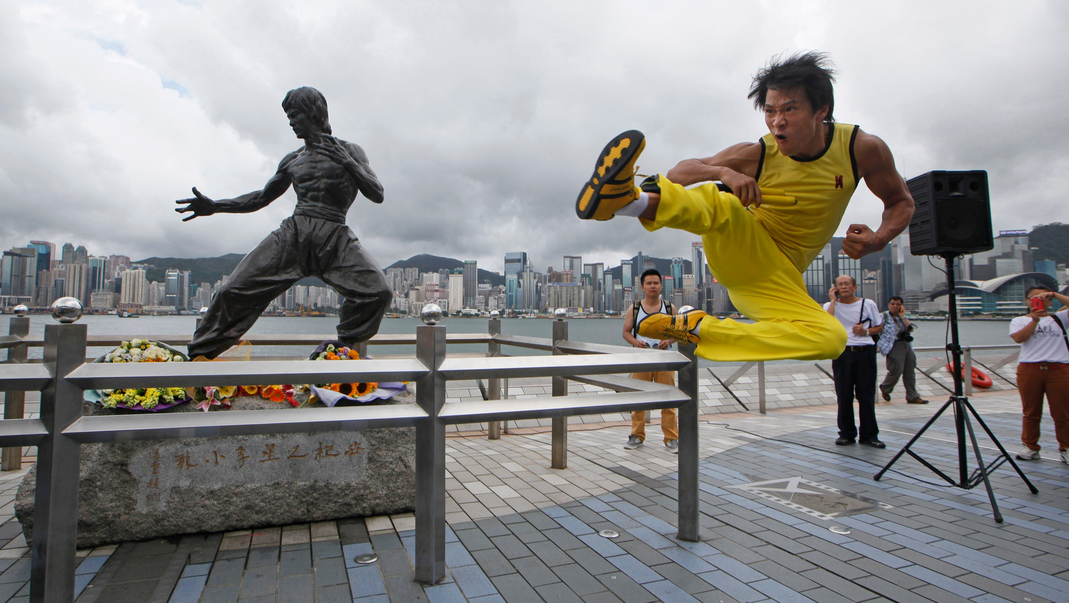 Hong Kong Finally Embracing Martial Artist Bruce Lee