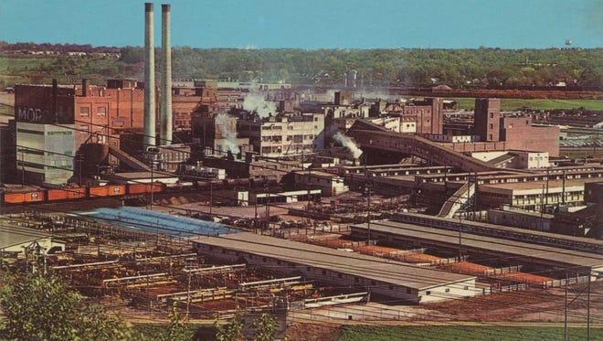 Jphn Mprrell & Co. plant in Sioux Falls