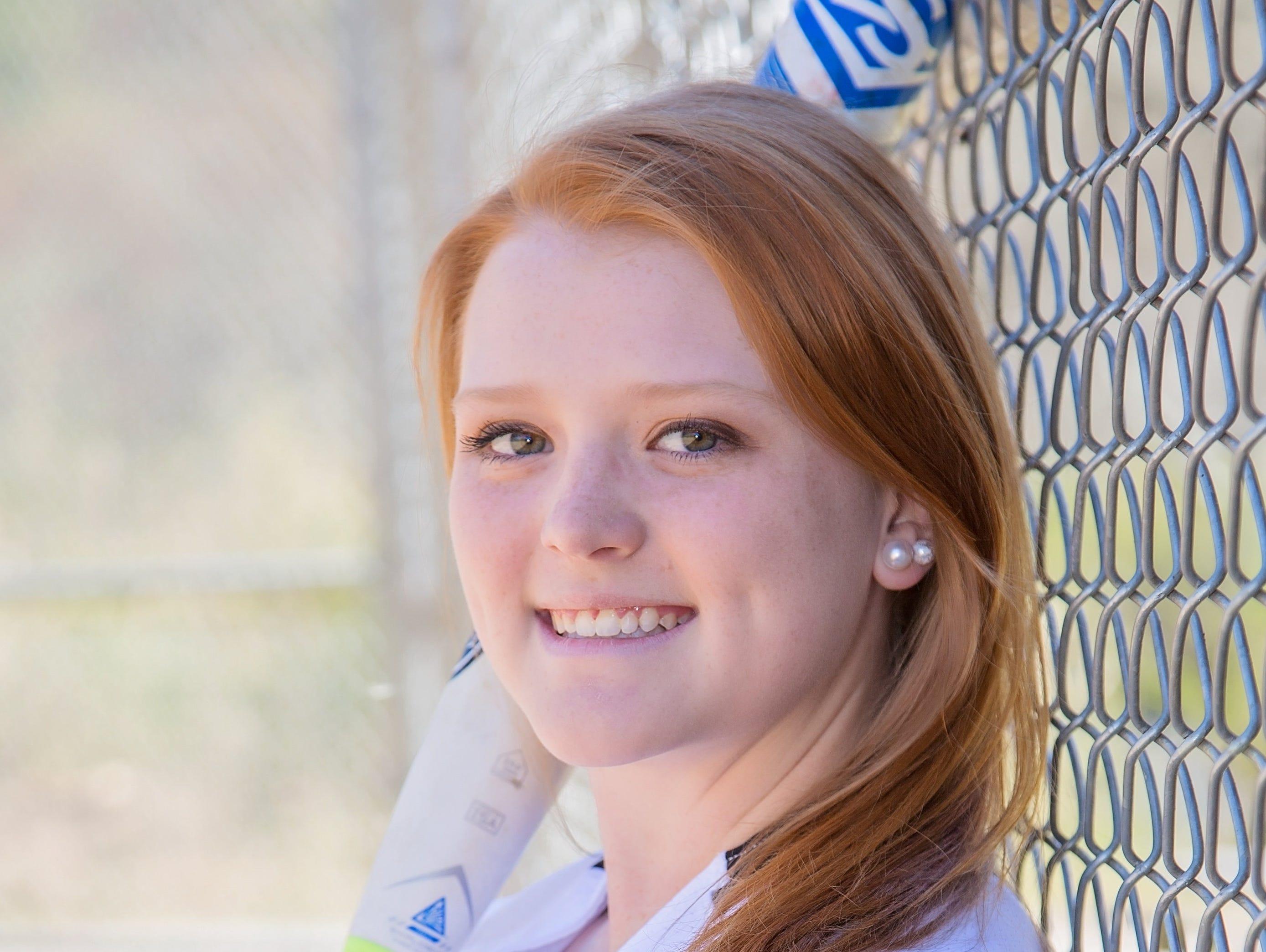 Robbinsville's Lauren McGuire.