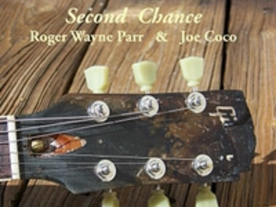 """""""Second Chance"""" is the latest release from the Central Jersey duo Roger Wayne Parr & Joe Coco."""