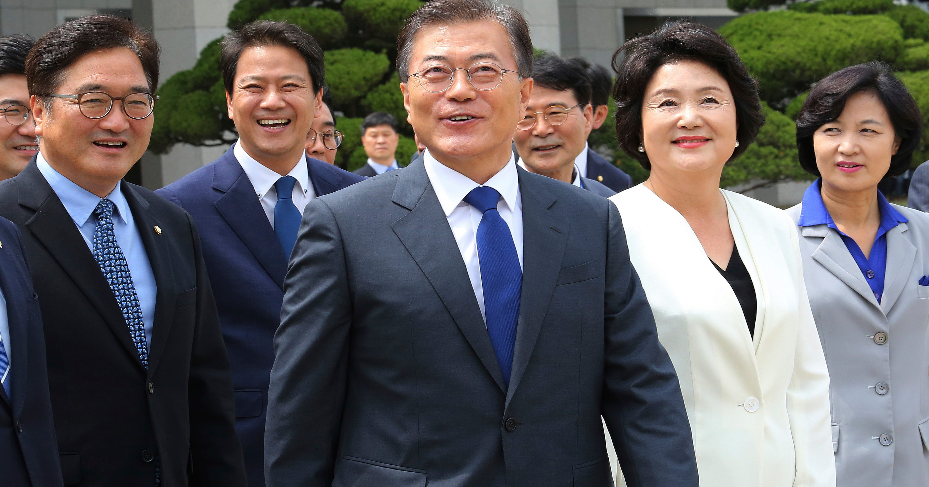 Trump Moon Jae In Finally Meet 5 Things To Know Thursday