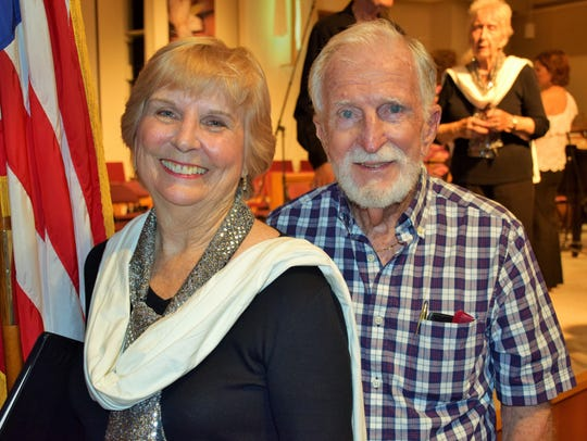 Pat and Norman Ridgely