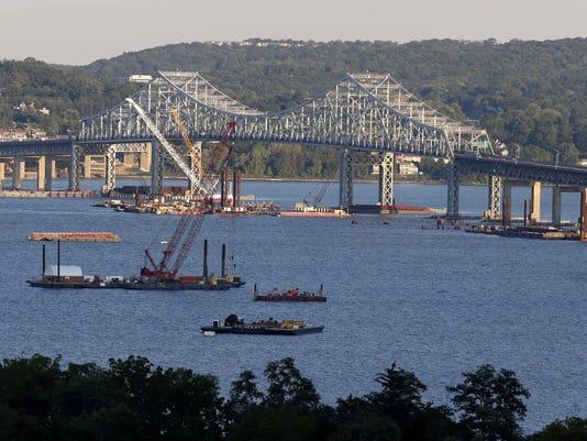 AP TAPPAN ZEE BRIDGE A USA NY