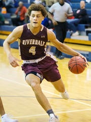 Former Riverdale High School Jacob Tracey player Jacob Tracey will play for Daytona State this season.