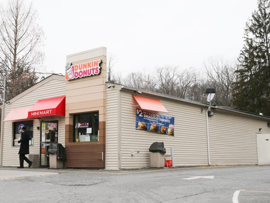 This Dunkin Donuts in Stony Point, has plans to expand.
