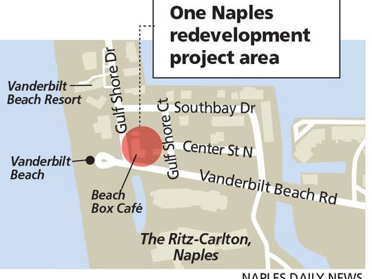 A Naples developer is looking to build its first high-rise