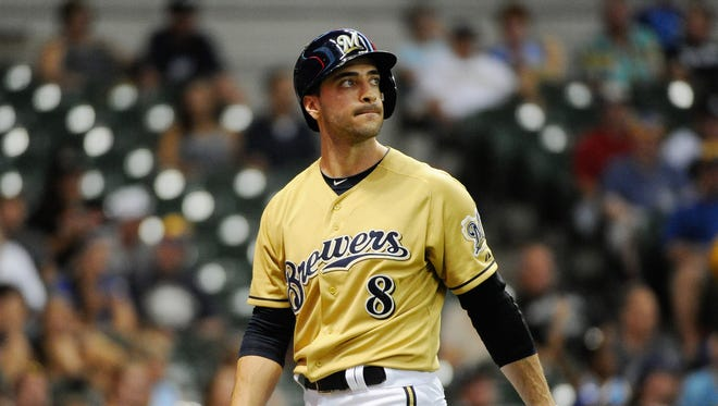 Ryan Braun accepted a 65-game suspension from MLB for his role with Biogenesis.