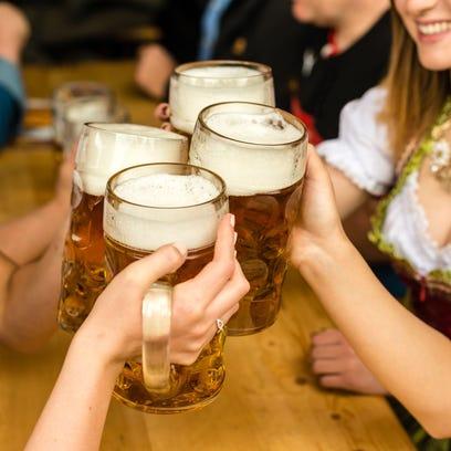 The Oktoberfest tradition began in 1810