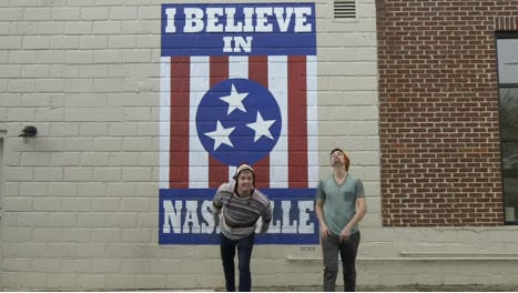 """A scene from the the """"Welcome to Nashville"""" Youtube video by That's Classic Media."""
