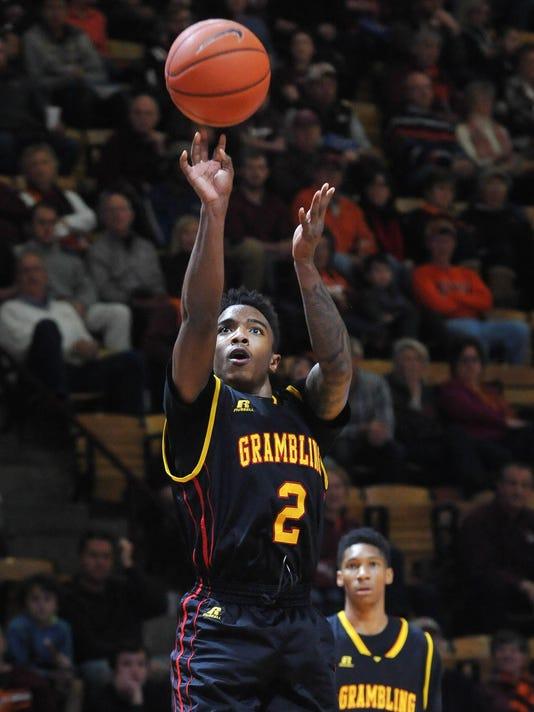 NCAA Basketball: Grambling State at Virginia Tech