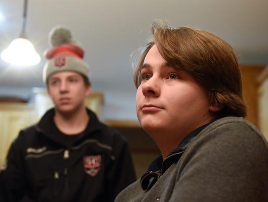 Thomas and Tyler Benson reflect on their status as