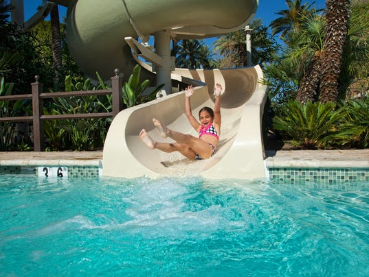 Try The Waterslide At Wigwam In Litchfield Park Photo
