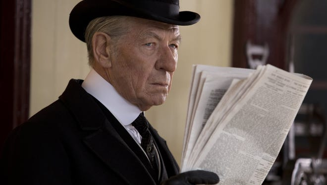 """""""Mr. Holmes"""" shows a different side of the greatest detective — one where the most concerning mystery is his memory."""