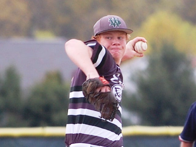 West Deptford sophomore Drew Wilden gave up two hits and struck out 10 in six innings of work Thursday.