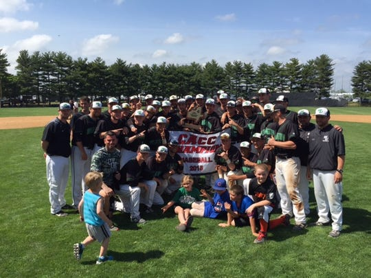 Wilmington University's baseball team won the Central Atlantic Collegiate Conference Tournament, which earned it a fifth straight berth in the NCAA Division II East Regionals.