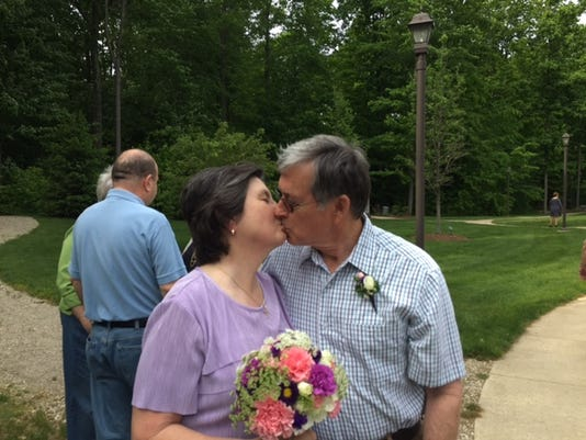 Mark and Elaine Hager