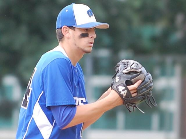Williamstown junior left-hander Denny Bentley tossed a three-hitter Wednesday, winning his 10th game of the season without a loss.